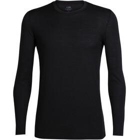 Icebreaker Tech Lite LS Crewe Shirt Men black